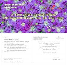 Sajam cvijeca, Darko, pozivnica, MAIL