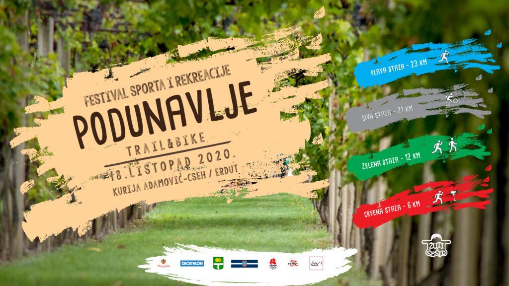 Podunavlje Trail & Bike oduševio brojne trkače